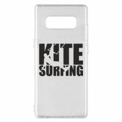 Чохол для Samsung Note 8 Kitesurfing