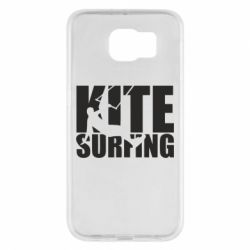 Чохол для Samsung S6 Kitesurfing
