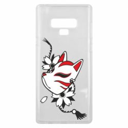 Чехол для Samsung Note 9 Kitsune mask