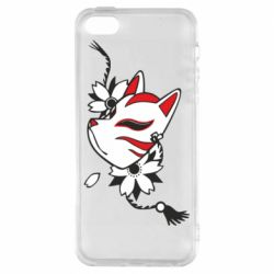 Чехол для iPhone5/5S/SE Kitsune mask