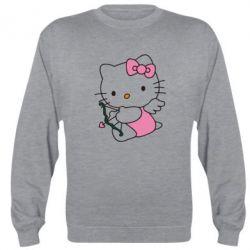 Реглан Kitty амурчик - FatLine