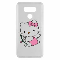 Чехол для LG G6 Kitty амурчик - FatLine