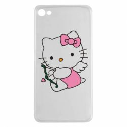 Чехол для Meizu U20 Kitty амурчик - FatLine