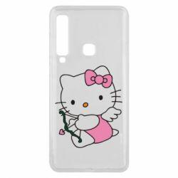 Чехол для Samsung A9 2018 Kitty амурчик - FatLine