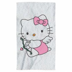 Полотенце Kitty амурчик - FatLine