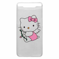 Чохол для Samsung A80 Kitty амурчик