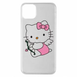 Чохол для iPhone 11 Pro Max Kitty амурчик