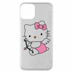 Чохол для iPhone 11 Kitty амурчик