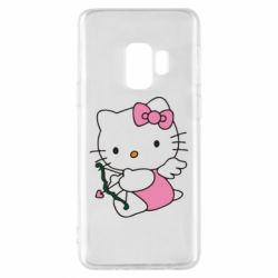 Чехол для Samsung S9 Kitty амурчик - FatLine