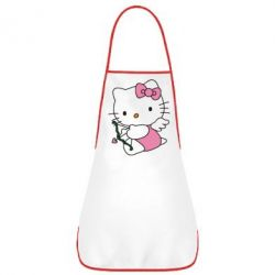 Фартук Kitty амурчик - FatLine