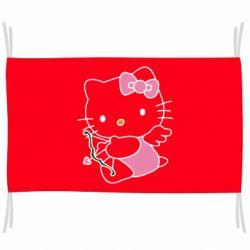 Прапор Kitty амурчик