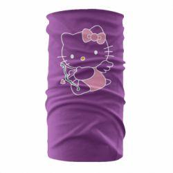 Бандана-труба Kitty амурчик