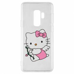 Чехол для Samsung S9+ Kitty амурчик - FatLine