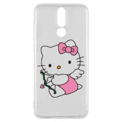 Чехол для Huawei Mate 10 Lite Kitty амурчик - FatLine