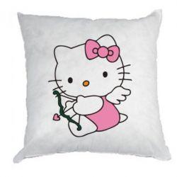 Подушка Kitty амурчик - FatLine