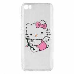 Чехол для Xiaomi Xiaomi Mi5/Mi5 Pro Kitty амурчик - FatLine