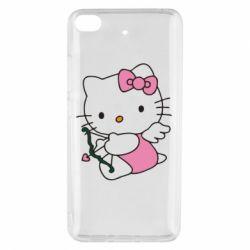 Чехол для Xiaomi Mi 5s Kitty амурчик - FatLine