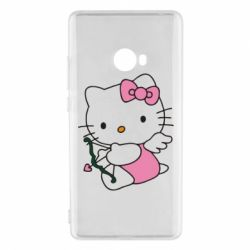 Чехол для Xiaomi Mi Note 2 Kitty амурчик - FatLine