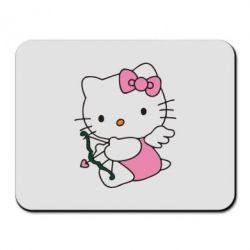 Килимок для миші Kitty амурчик - FatLine