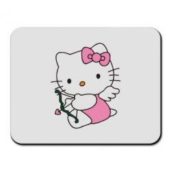 Коврик для мыши Kitty амурчик - FatLine
