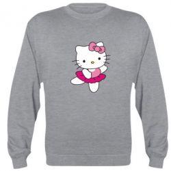 Реглан (свитшот) Kitty балярина - FatLine