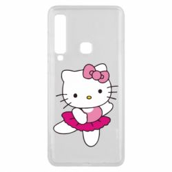 Чехол для Samsung A9 2018 Kitty балярина