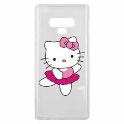 Чехол для Samsung Note 9 Kitty балярина