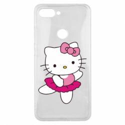 Чехол для Xiaomi Mi8 Lite Kitty балярина