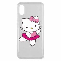 Чехол для Xiaomi Mi8 Pro Kitty балярина
