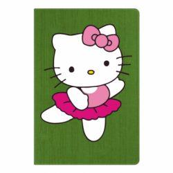 Блокнот А5 Kitty балярина