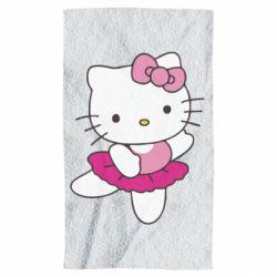 Полотенце Kitty балярина