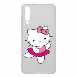 Чехол для Xiaomi Mi9 Kitty балярина