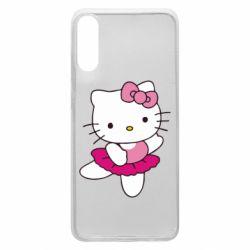 Чехол для Samsung A70 Kitty балярина
