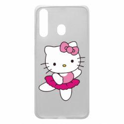 Чехол для Samsung A60 Kitty балярина