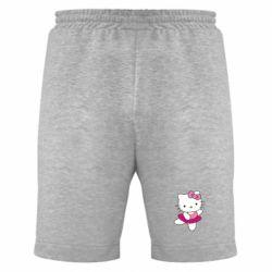 Мужские шорты Kitty балярина - FatLine
