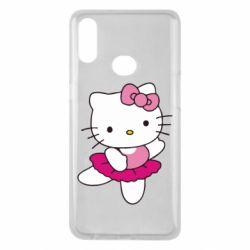 Чехол для Samsung A10s Kitty балярина