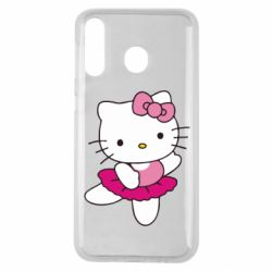 Чехол для Samsung M30 Kitty балярина