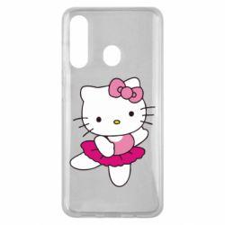 Чехол для Samsung M40 Kitty балярина