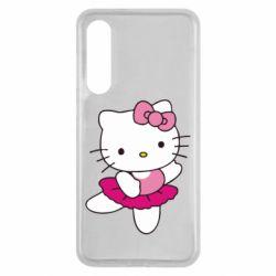 Чехол для Xiaomi Mi9 SE Kitty балярина