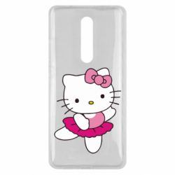 Чехол для Xiaomi Mi9T Kitty балярина
