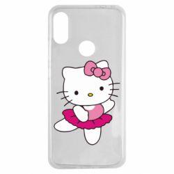 Чехол для Xiaomi Redmi Note 7 Kitty балярина