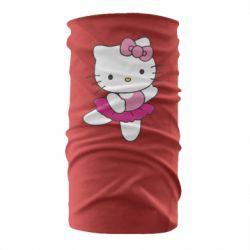 Бандана-труба Kitty балярина