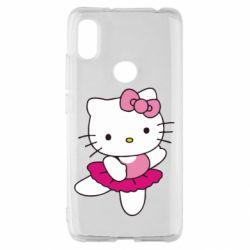 Чехол для Xiaomi Redmi S2 Kitty балярина