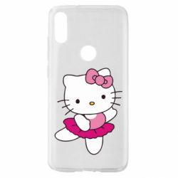 Чехол для Xiaomi Mi Play Kitty балярина