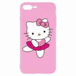 Чехол для iPhone 7 Plus Kitty балярина