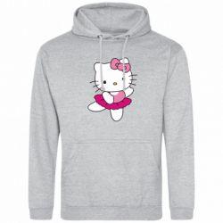 Толстовка Kitty балярина - FatLine