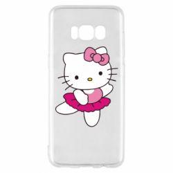 Чехол для Samsung S8 Kitty балярина