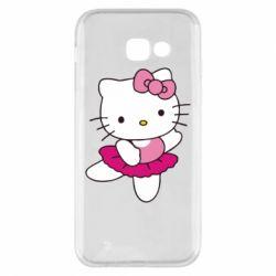 Чехол для Samsung A5 2017 Kitty балярина