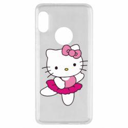 Чехол для Xiaomi Redmi Note 5 Kitty балярина