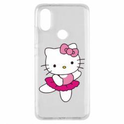Чехол для Xiaomi Mi A2 Kitty балярина